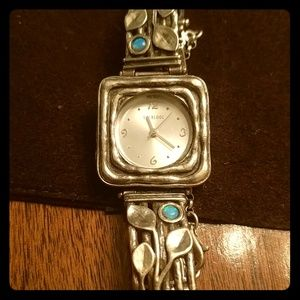 Shablool Sterling silver watch